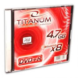 TITANUM 4.7 GB 8x Slim jewel case 200  szt.