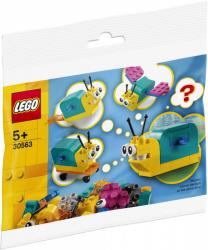 LEGO Classic 30563 - Zbuduj własnego superślimaka