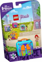Klocki plastikowe LEGO Friends - Piłkarska kostka Mii 41669