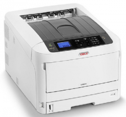 Drukarka laserowa OKI C834dnw 47228005