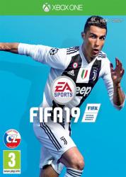 Gra FIFA 19 CZ (XONE)