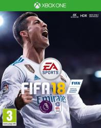 Gra FIFA 18 HU (XONE)