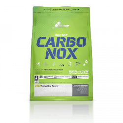 Olimp  Carbonox 1000g (worek) Pomarańczowy Węglowodany