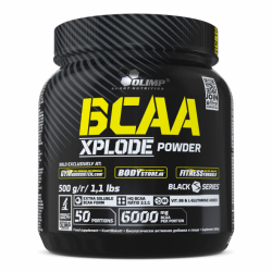 BCAA Xplode 500g (puszka) cola