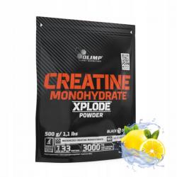 Creatine Monohydrate Xplode Powder pomarańcza 500g (worek)