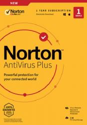 NORTONLIFELOCK ANTIVIRUS PLUS 2GB PL 1 User 1 Device 12MO Generic RET1 MM
