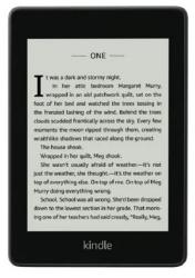 Czytnik Amazon Kindle Paperwhite 4 8GB czarny bez reklam (B07741S7Y8)