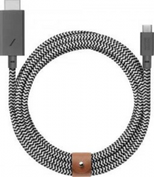Kabel USB NATIVE UNION HDMI 3