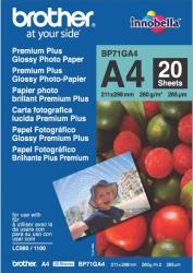 Papier BROTHER Innobella 260g A4 Błyszczący BP71GA4