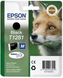 Wkład EPSON T1281 Czarny C13T12814011