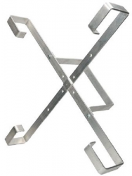 EXTRALINK FOUR ARMS FRAME 700 X 700 X 100 + FRAME DISTANCE 160MM
