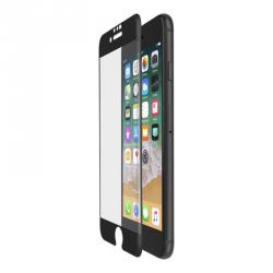 Szkło ochronne Tempered Curve iPhone 7+/8+ czarny