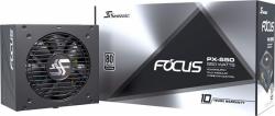 Zasilacz PC SEASONIC 550W FOCUS-PX-550