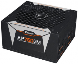 Zasilacz PC GIGABYTE 750W GP-AP750GM