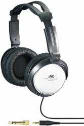 Słuchawki JVC 3.5  m  3.5 mm (pozłacany)  wtyk