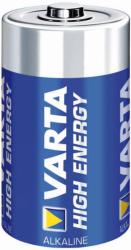 Baterie VARTA Alkaliczna D (LR20, R20, 13A, MN1300, UM1, HP2) 2 szt. High Energy 2xLR20 D 1,5V
