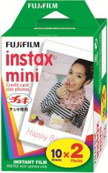 Papier (film) FUJIFILM Instax mini 10X2