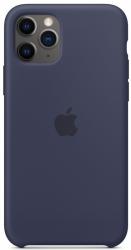 Silikonowe etui do iPhone 11 Pro - nocny błękit
