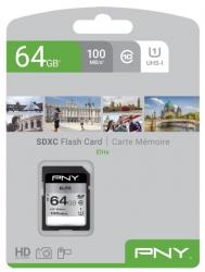 Karta pamięci PNY 64 GB Dokumentacja