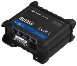 TELTONIKA RUT955 4G/LTE/3G/2G/WiFi Industrial Router Dual SIM E-mark certified - Global Version