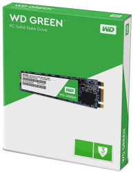 Dysk SSD WD Green M.2 2280″ 240 GB M.2 545MB/s