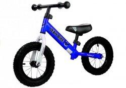 Rower biegowy Rocky Pompowane Koła Niebieski #C1