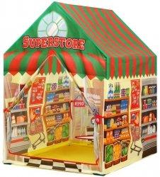 Duży Namiot Market Iplay 95x72x102 cm Dziecięcy
