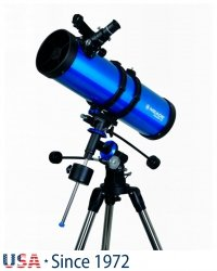 Teleskop zwierciadlany Meade Polaris 130mm EQ