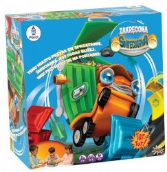 Gra Zręcznościowa Zakręcona Śmieciarka