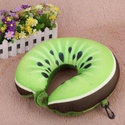 Poduszka podróżna owoce memory pillow kiwi #E1