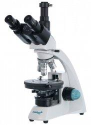 Trójokularowy mikroskop Levenhuk 500T POL