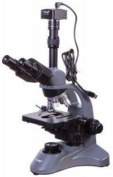 Trójokularowy mikroskop cyfrowy Levenhuk D740T 5.1M