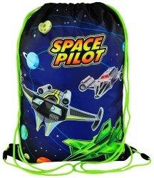 Worek szkolny Space Bambino