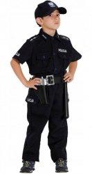 STRÓJ KARNAWAŁOWY POLSKI POLICJANT 128
