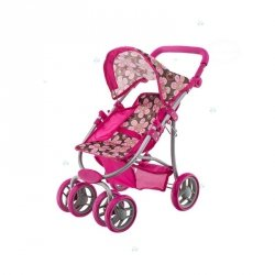 Wózek dla lalek Parasolka #D1