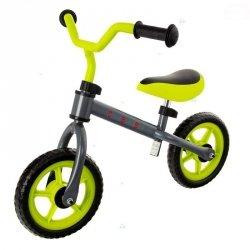 Rowerek biegowy Cool Green/Grey Koła Eva #D1