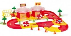 Kid Cars 3d Straż Pożarna Wader - 53310 #A1