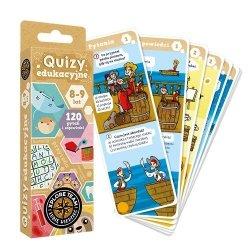 Quizy Edukacyjne dla Dzieci od 8-9  lat Xplore Team