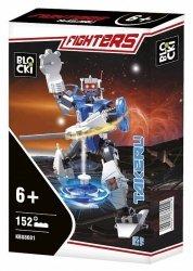 Klocki Blocki Fighters Robot Wojownik Takeru 152 el.