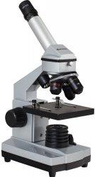 Mikroskop Bresser Junior 40x–1024x, z futerału