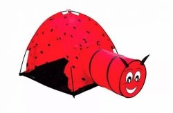 Namiot z Tunelem 2w1 Biedronka 8902