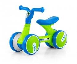 Rowerek biegowy Tobi Blue-Green #B1