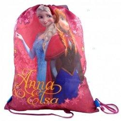 Worek szkolny Frozen Elsa Kraina Lodu