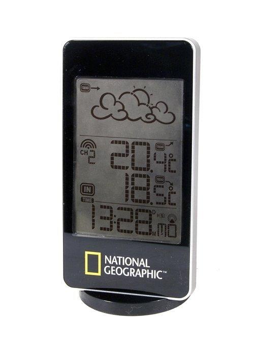 Stacja meteorologiczna Bresser National Geographic, 3 ekrany