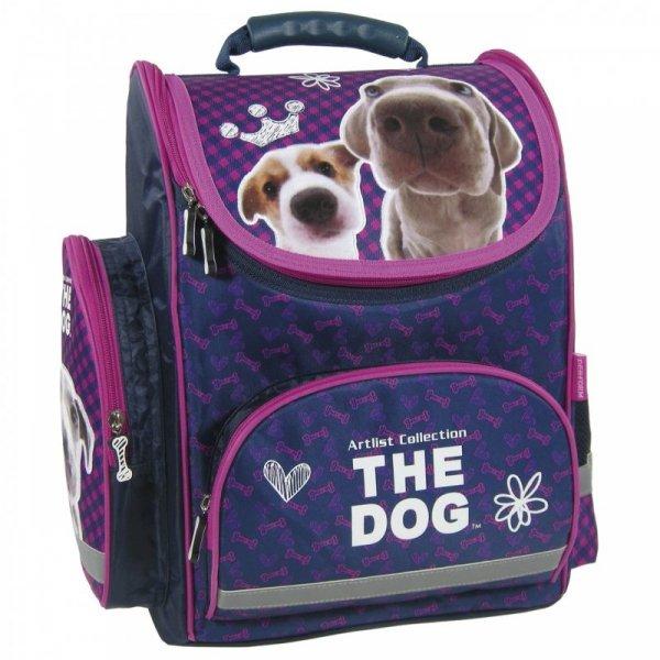 Tornister Kasetonowy Ergonomiczny The Dog Derform