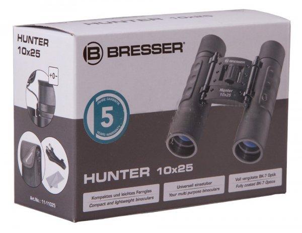 Lornetka Bresser Hunter 10x25