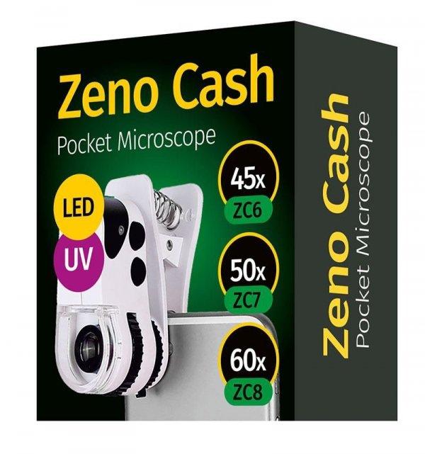 Mikroskop kieszonkowy Levenhuk Zeno Cash ZC7