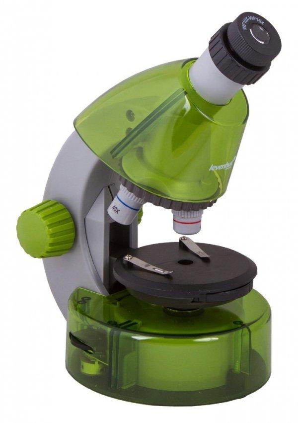 Mikroskop Levenhuk LabZZ M101 LimeLimonka