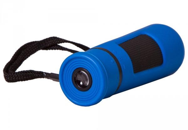 Monokular Bresser Topas 10x25, niebieski