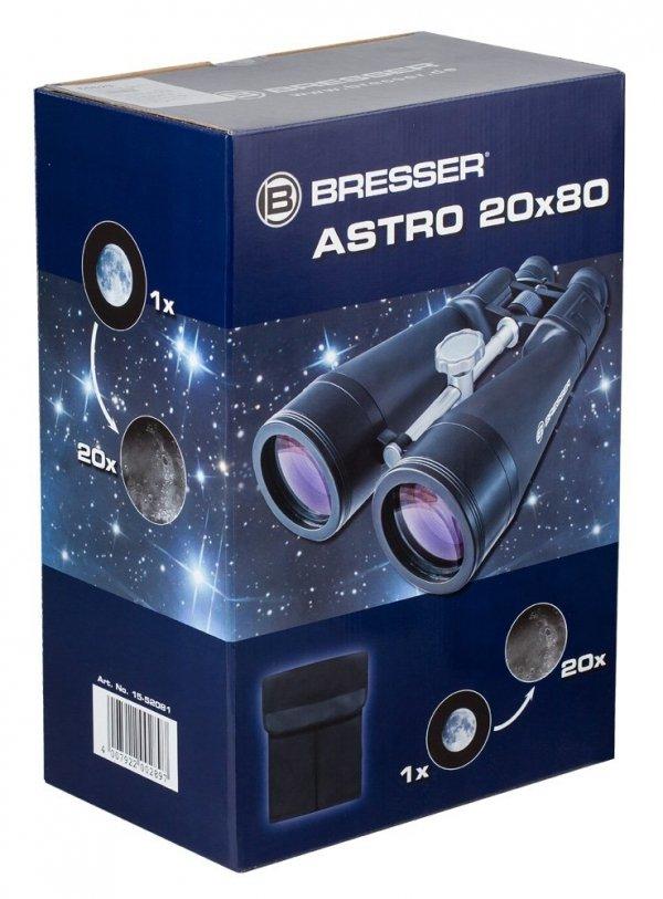 Lornetka Bresser Spezial Astro 20x80 bez statywu
